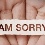 The Right Apology can change your life.